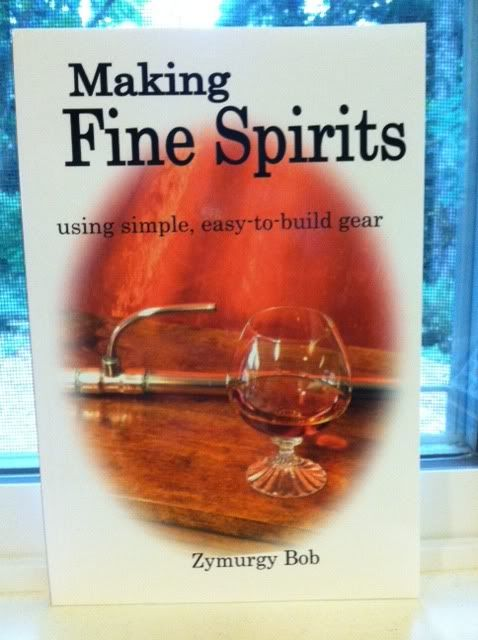 Image for Making Fine Spirits Using Simple, Easy-to-Build Gear