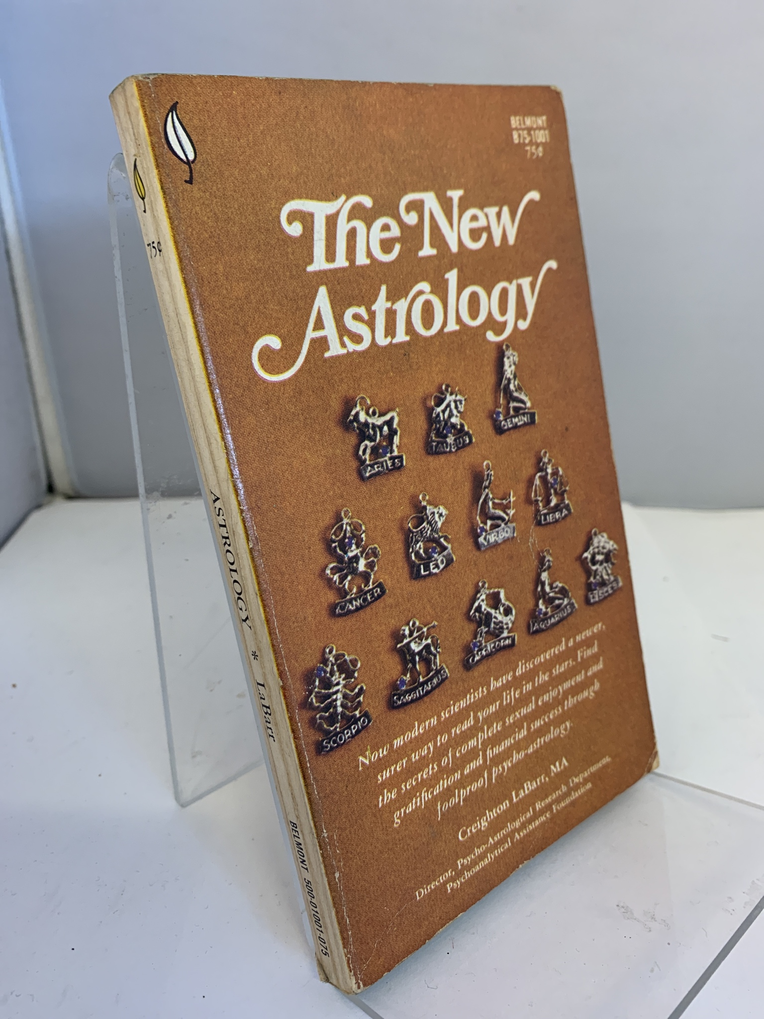 Image for The New Astrology: Your Guide to Sex and Success